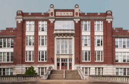 Central High Stephenson Mills Apartments in South Bend Indiana