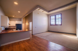 One Bedroom Apartment for Rent at Central High Stephenson Mills Apartments in South Bend Indiana