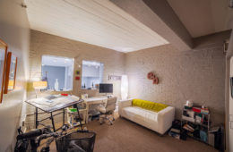 Two bedroom apartment at Central High Stephenson Mills Apartments