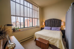 One Bedroom Apartment at Central High Stephenson Mills Apartments in South Bend Indiana