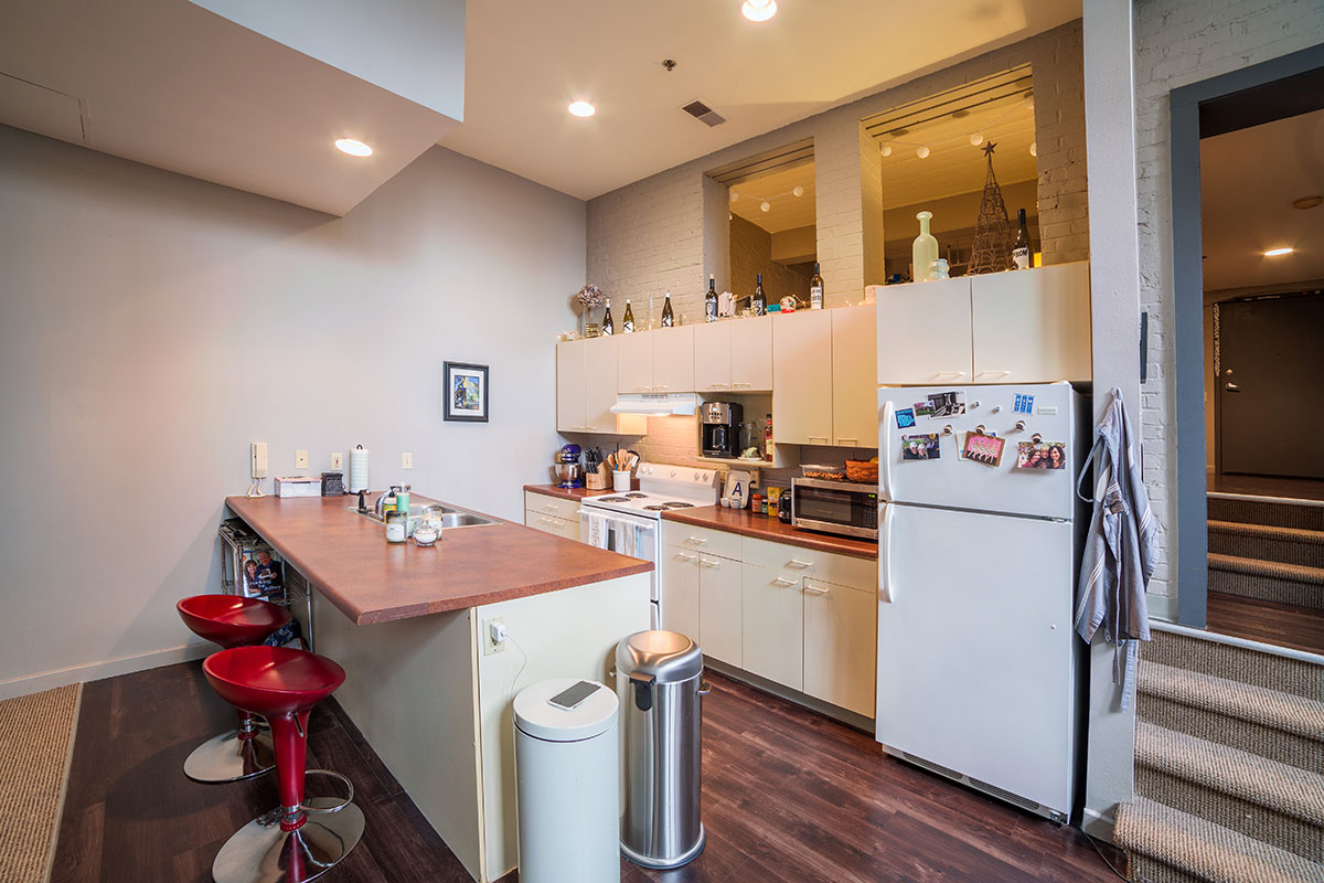 One Bedroom Apartment at Central High Stephenson Mills in South Bend Indiana