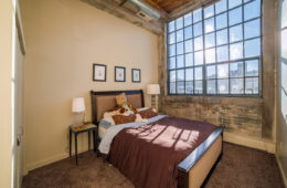 1 bedroom apartment at community center at central high Stephenson mills apartments in south bend indiana